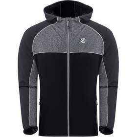Dare 2b Ratified II Core Stretch Jacke Herren black/ebony grey/aluminium grey